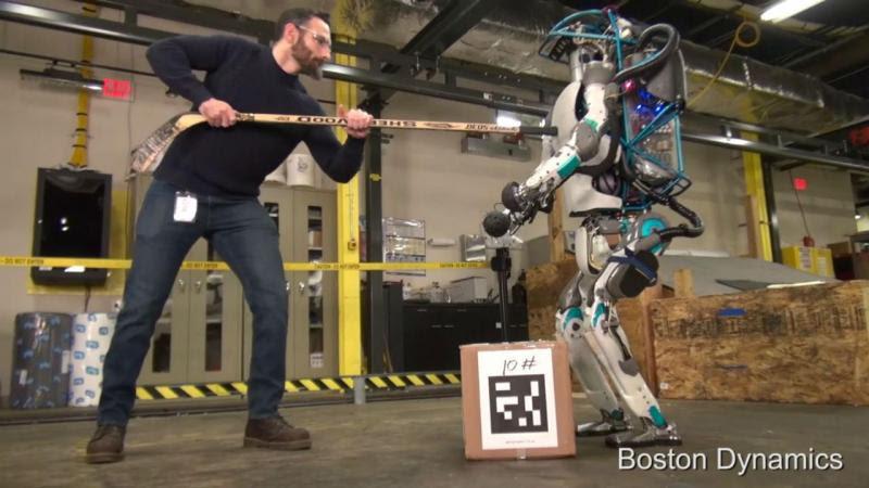 Novo robô da Google mais pequeno e mais ágil