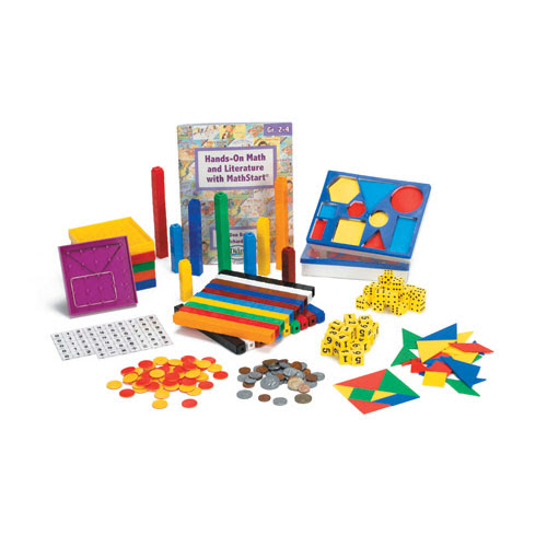 Hands-On Math and Literature with MathStart®: Level 3 ...