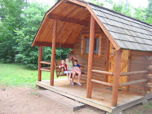 kamping kabin