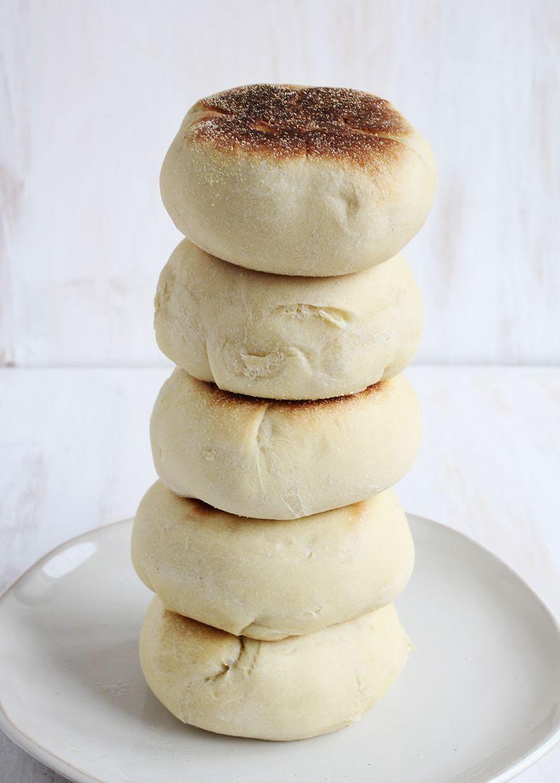 Homemade English Muffins – A Beautiful Mess