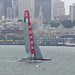 America's Cup organizers said there would be 15 teams and $1.4 billion in economic activity in San Francisco. But teams have dropped out, and economic forecasts have fallen.