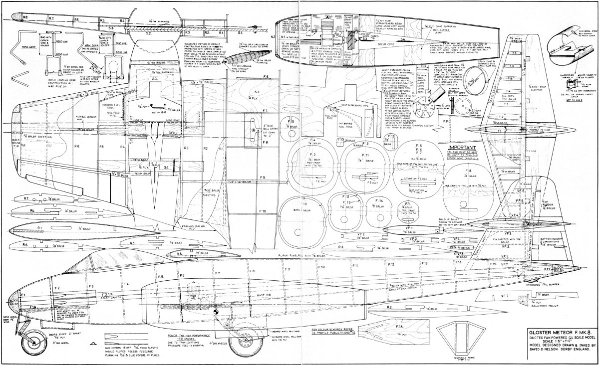 Sail Boat FREE Plans: Rc Boat Modeler Plans
