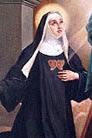 Clara de la Cruz de Montefalco, Santa