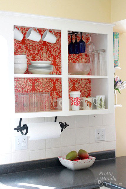 Marvelous Under Cabinet Paper Towel Holder In Kitchen Traditional