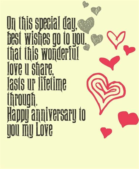 Engagement / Wedding Anniversary Quotes, Messages and