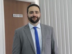 Rodrigo Amaro (Foto: Taisa Alencar / G1)