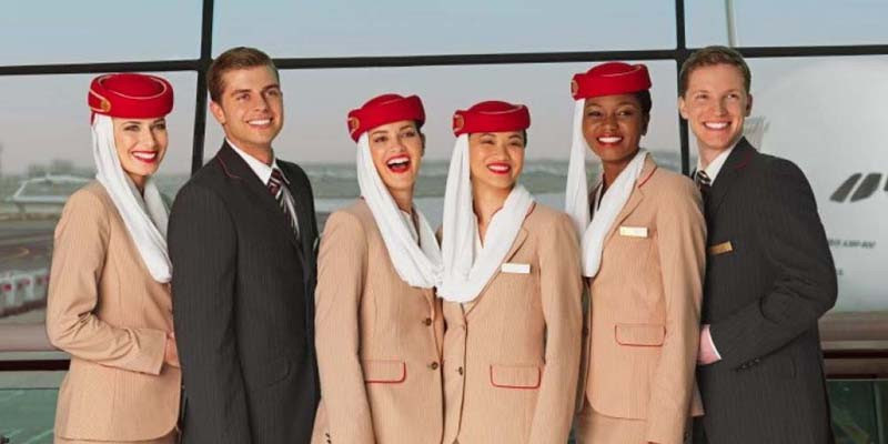 Emirates Tripulantes de Cabina
