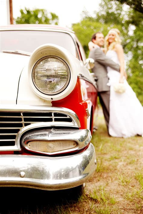 Brides, Grooms and Cars