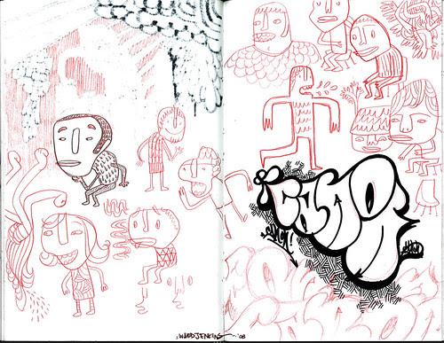 sketchbook swooning 2