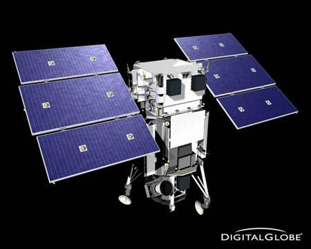 Google Earth卫星上天,分辨率提高至0.5米