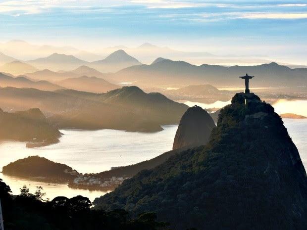 Previsão do tempo 28 de junho Rio de Janeiro (Foto: Marcos Teixeira Estrella/ TV Globo)