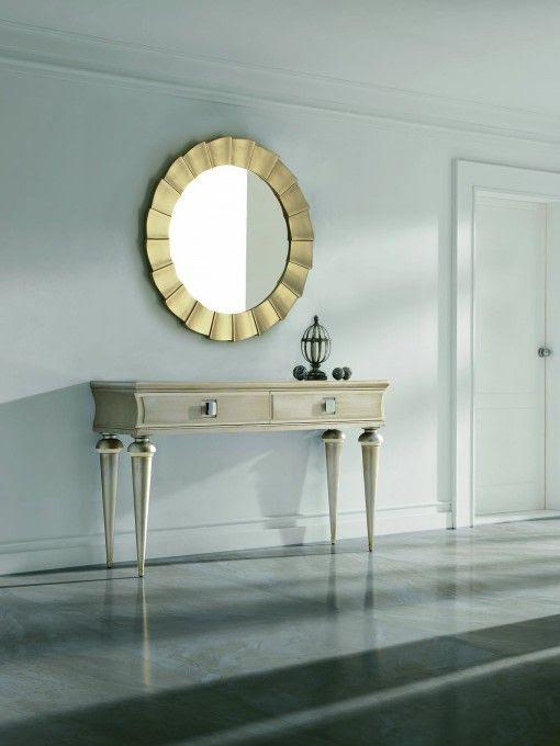 WONDERLAND console mirror