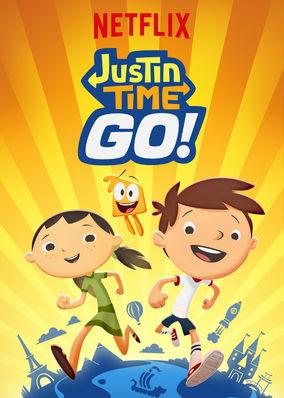 Justin Time GO! - Season 1