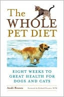Whole Pet Diet by Andi Brown: Book Cover