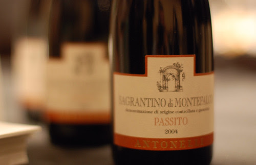 Antonelli Sagrantino di Montefalco Passito 2004