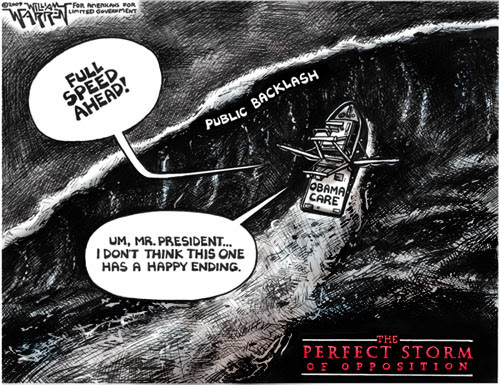 The Health Care Perfect Storm