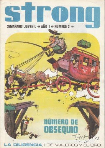 STRONG (ARGOS, 1969) 2