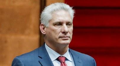 Борисов провёл переговоры с президентом Кубы