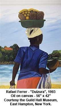 "Rafael Ferrer - ""Dulzura"", 1993 by artimageslibrary"