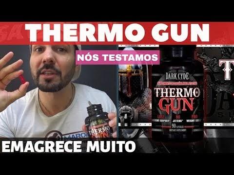 THERMO GUN DARK CYDE Termogênico Importado que Emagrece Muito e Queima Muita Gordura