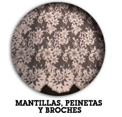 Mantillas, peinetas