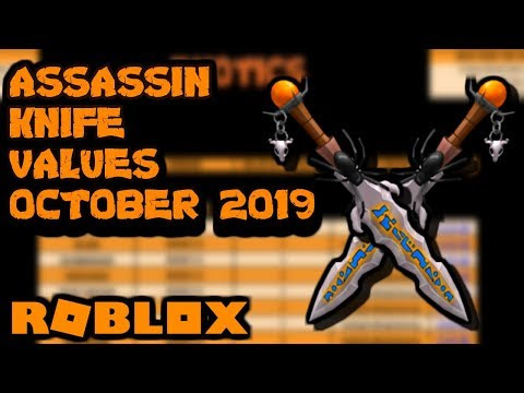 Download Mp3 Assassin Roblox Value List Spreadsheet 2018 Free - assassin value list roblox 2019 march oficial