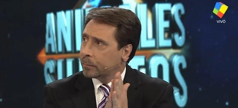 ¡ESCÁNDALO! Eduardo Feinmann renunció a Animales Sueltos