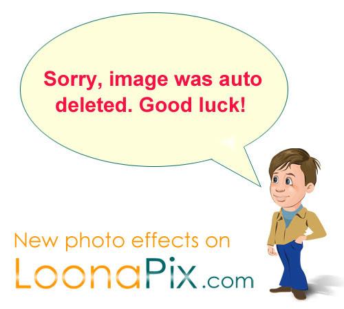 Efeitos de Fotos. Baloon
