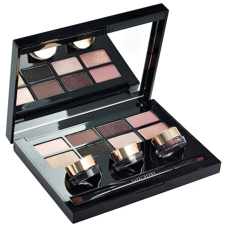Bobbi Brown Luxe Eye Edition Shadow and Long Wear Gel Eyeliner Palette