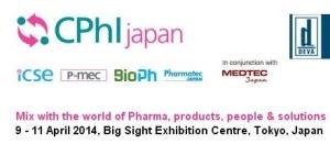 CPhI japan 2014