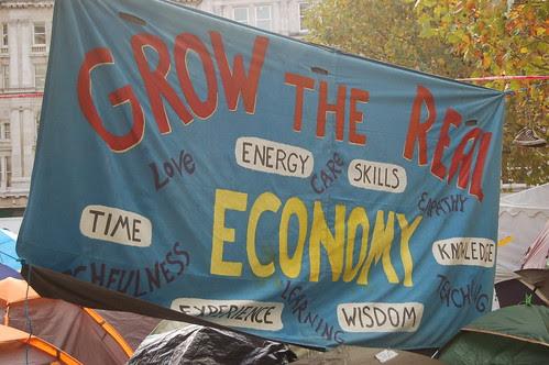 Occupy St Pauls Nov 11 9