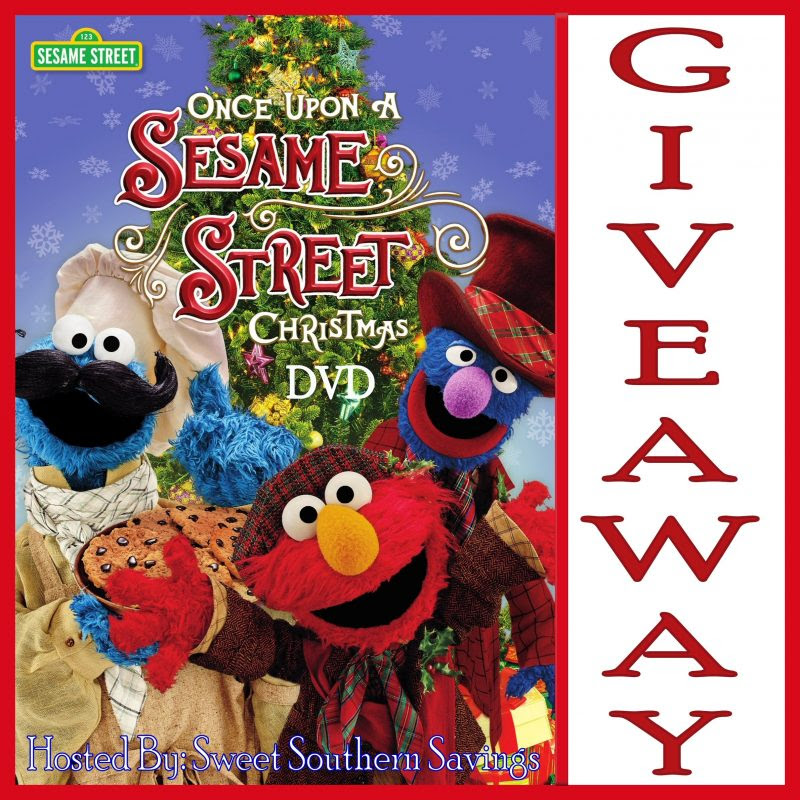 Sesame Street Once Upon a Sesame Street Christmas Giveaway