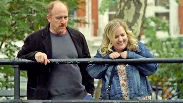 Louis C.K.'s Rant on Fat Girls Is Absolutely Magnificent