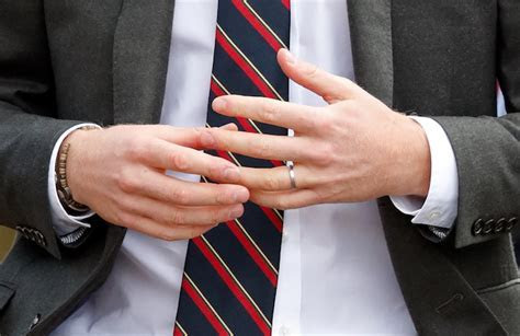 A close look at Prince Harry's wedding ring   and why it's