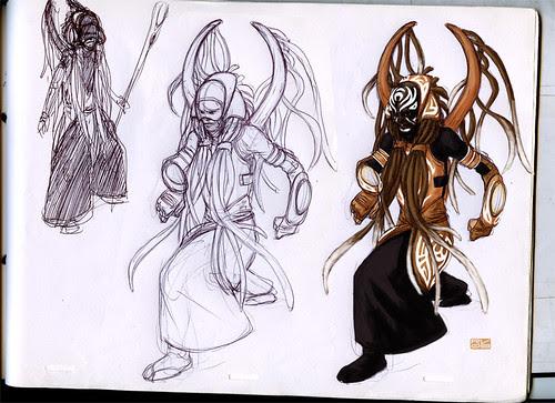 Guitshu concept sketch