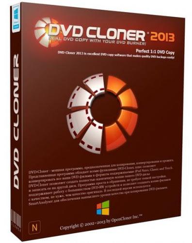 DVD-Cloner 2013 10.60.1210 Portable
