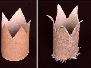 Игрушки из рулонов от туалетной бумаги (31)