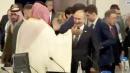 Vladimir Putin And Saudi Crown Prince Pal Around At G20 Summit