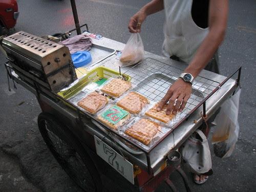Waffle Cart