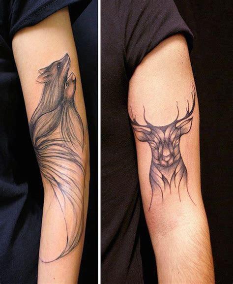 vein tattoo ideas nature lovers