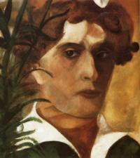 Marc Chagall Retrato