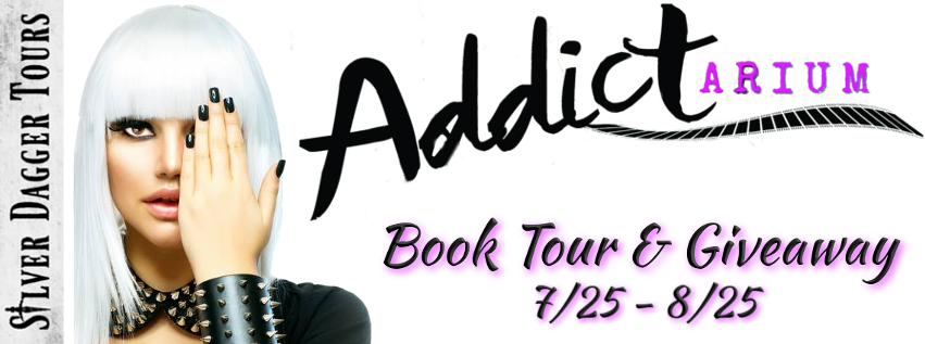 Addictarium Book Tour + Giveaway