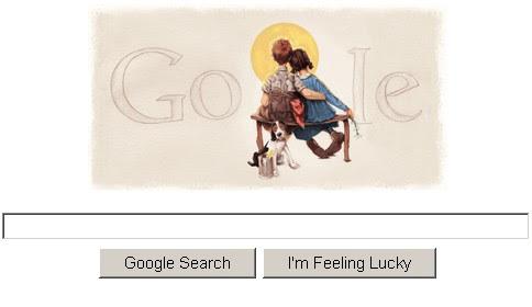 Norman Rockwell Google