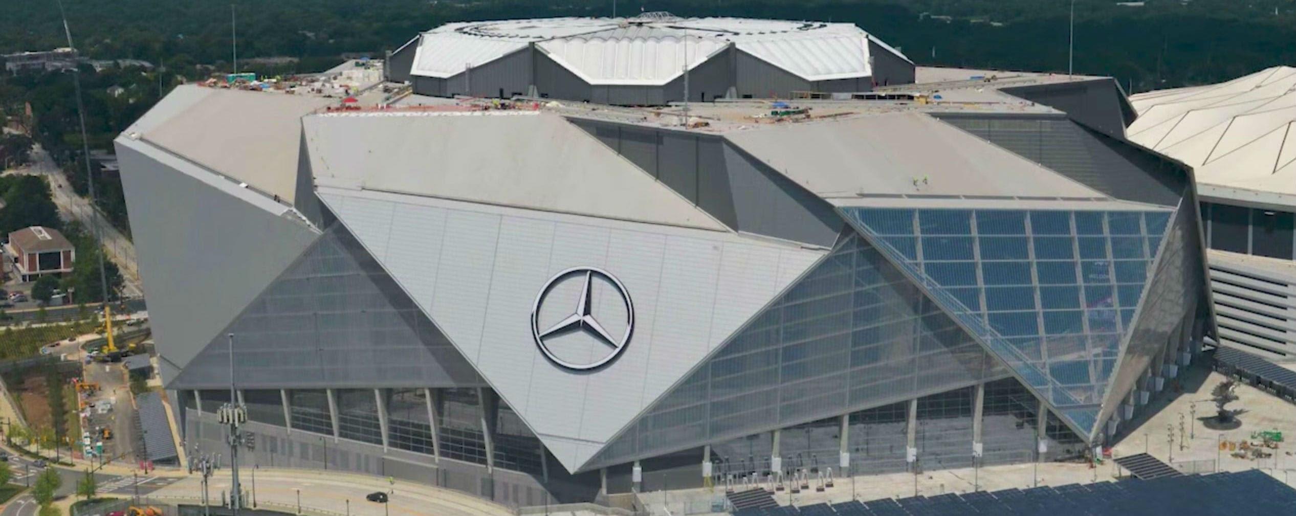 Mercedes-Benz Stadium Parking Guide: Tips, Maps, Deals