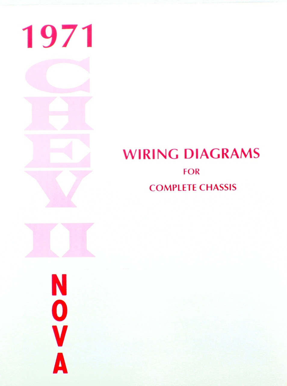 71 chevy wiring diagram image 2