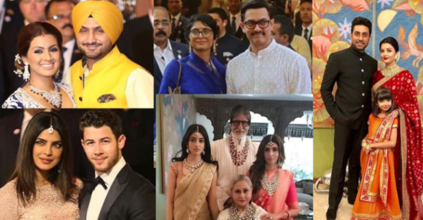 Isha-Anand Wedding: B'townies To Well-Known Personalities, All Mark Their Presence
