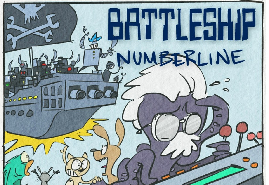 Declan's Fun Facts!: very cool battle ship equivalent fractions on ...