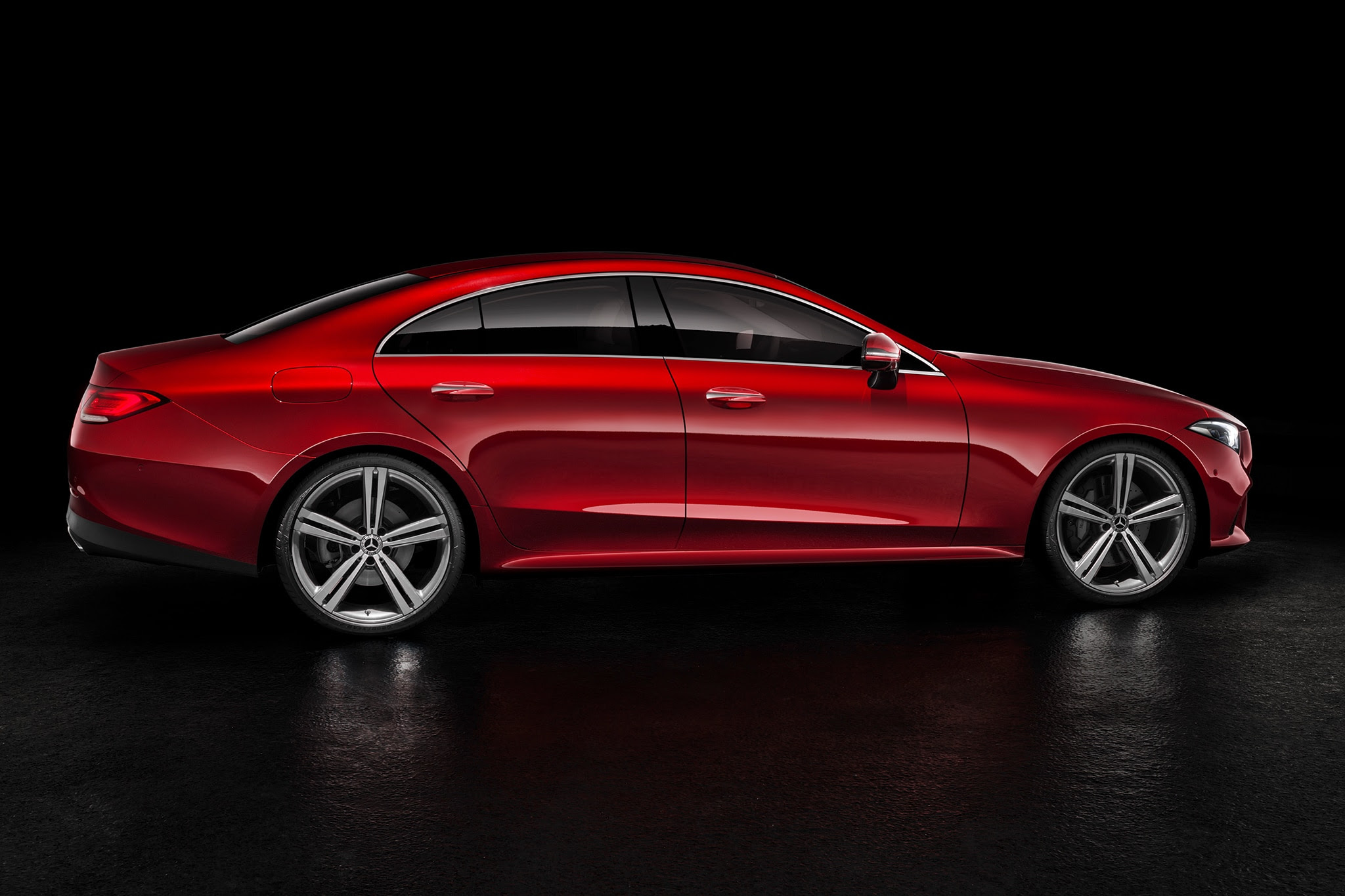 2019 Mercedes-Benz CLS450 Brings Inline-Six Power to the ...