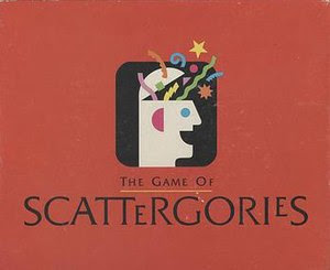 Scattergories box
