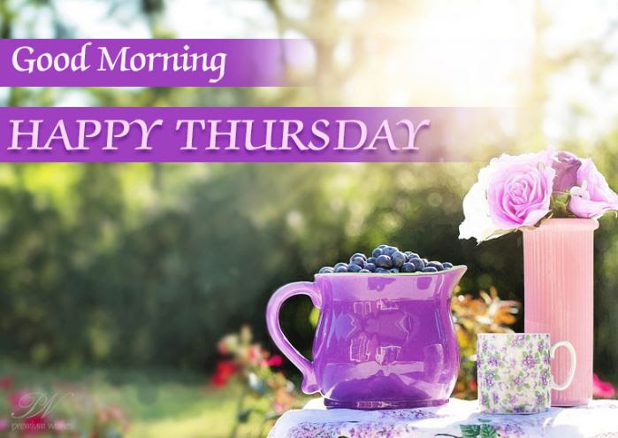 Good Morning Thursday Images With Good Morning Thursday Wishes